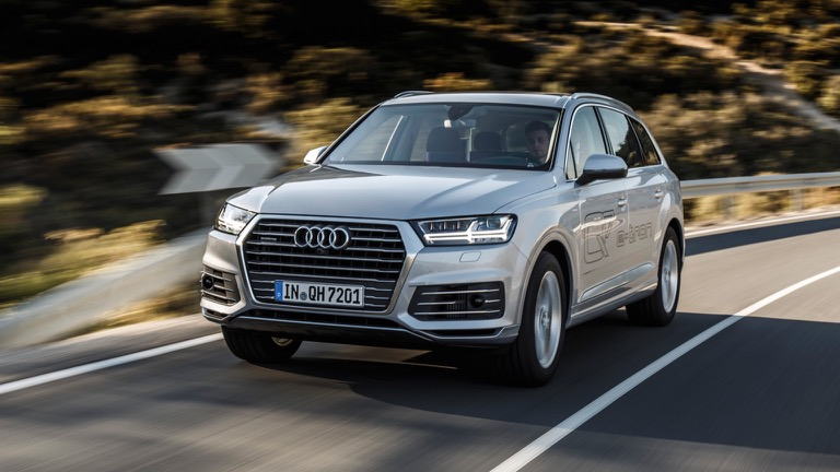 Audi Q7 E Tron 2016 2018 Prijs En Specificaties Ev Database