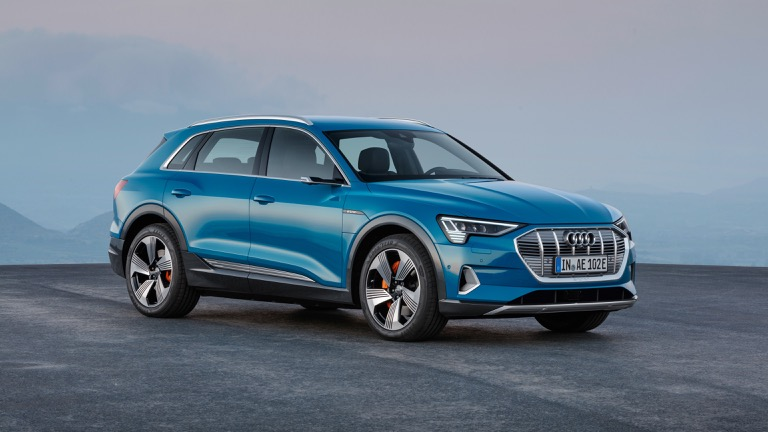 Audi E Tron Prijs En Specificaties Ev Database