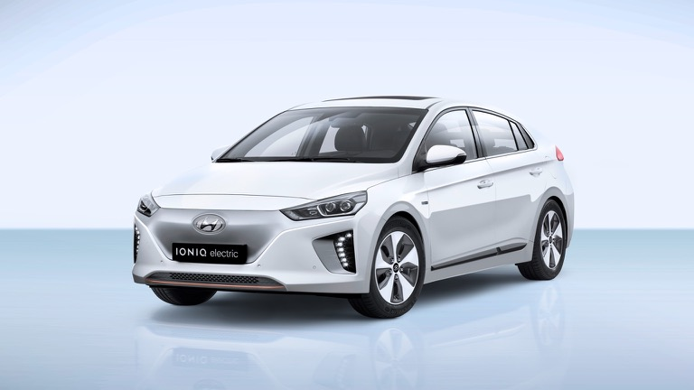 Hyundai Ioniq Electric Prijs En Specificaties Ev Database
