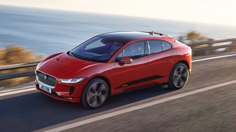 Jaguar I Pace Prijs En Specificaties Ev Database