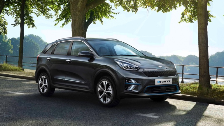 Kia e-Niro 64 kWh (2018-2020) prijs en specificaties - EV Database