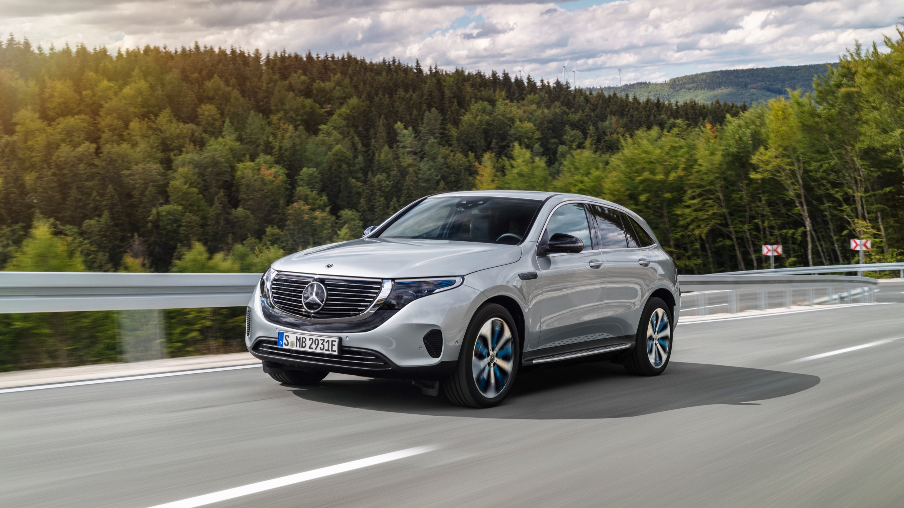 Mercedes Eqc 400 4matic Prijs En Specificaties Ev Database