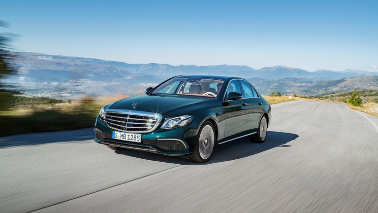 Mercedes E 350e Plug In 2016 2018 Prijs En Specificaties Ev Database