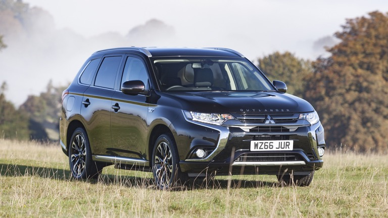 Mitsubishi Outlander Phev 2017 2018 Prijs En Specificaties Ev
