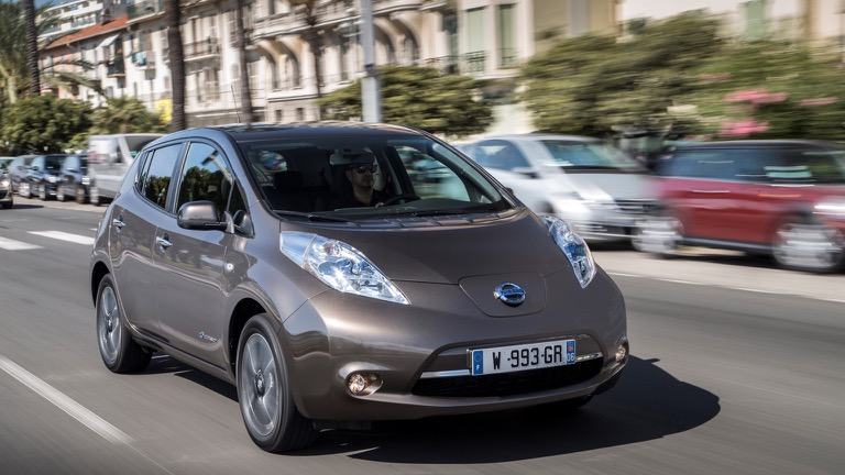 Nissan Leaf 30 Kwh 2015 2018 Prijs En Specificaties Ev Database