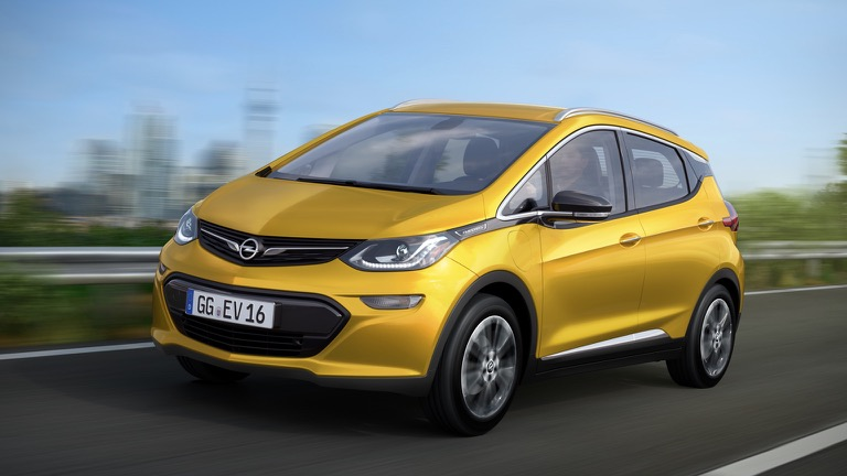 Opel Ampera E Prijs En Specificaties Ev Database