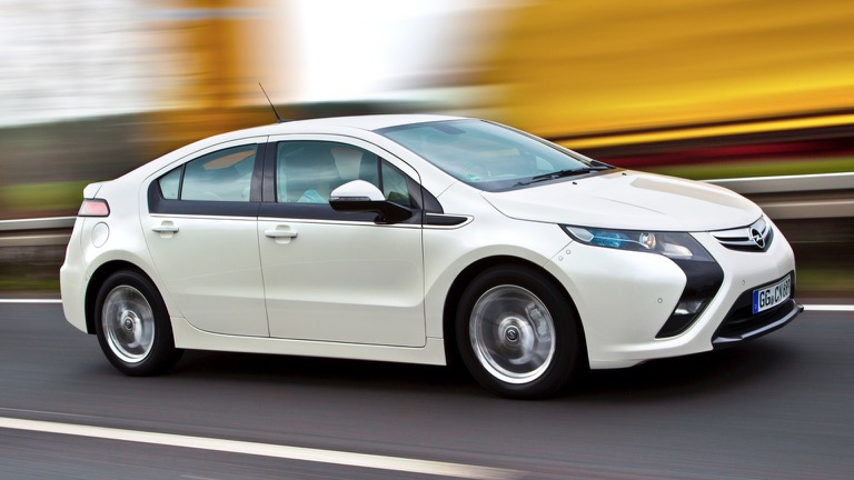 Opel Ampera 2014 2015 Prijs En Specificaties Ev Database