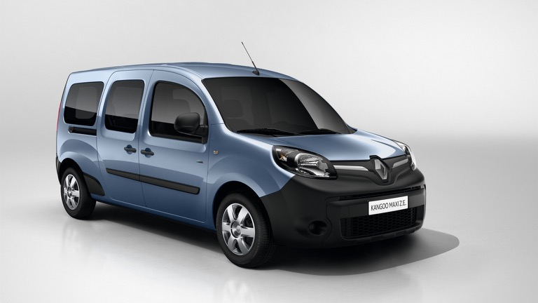 renault kangoo maxi ze 33 prijs en specificaties ev database. Black Bedroom Furniture Sets. Home Design Ideas