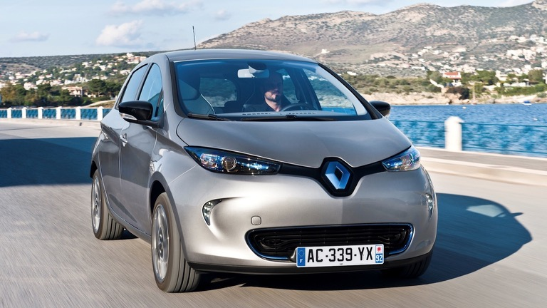 Renault Zoe R90 2017 2018 Prijs En Specificaties Ev Database