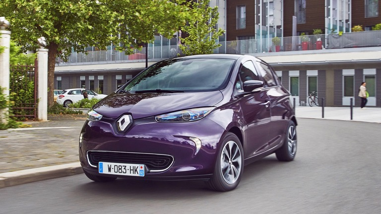 Renault Zoe R110 Prijs En Specificaties Ev Database