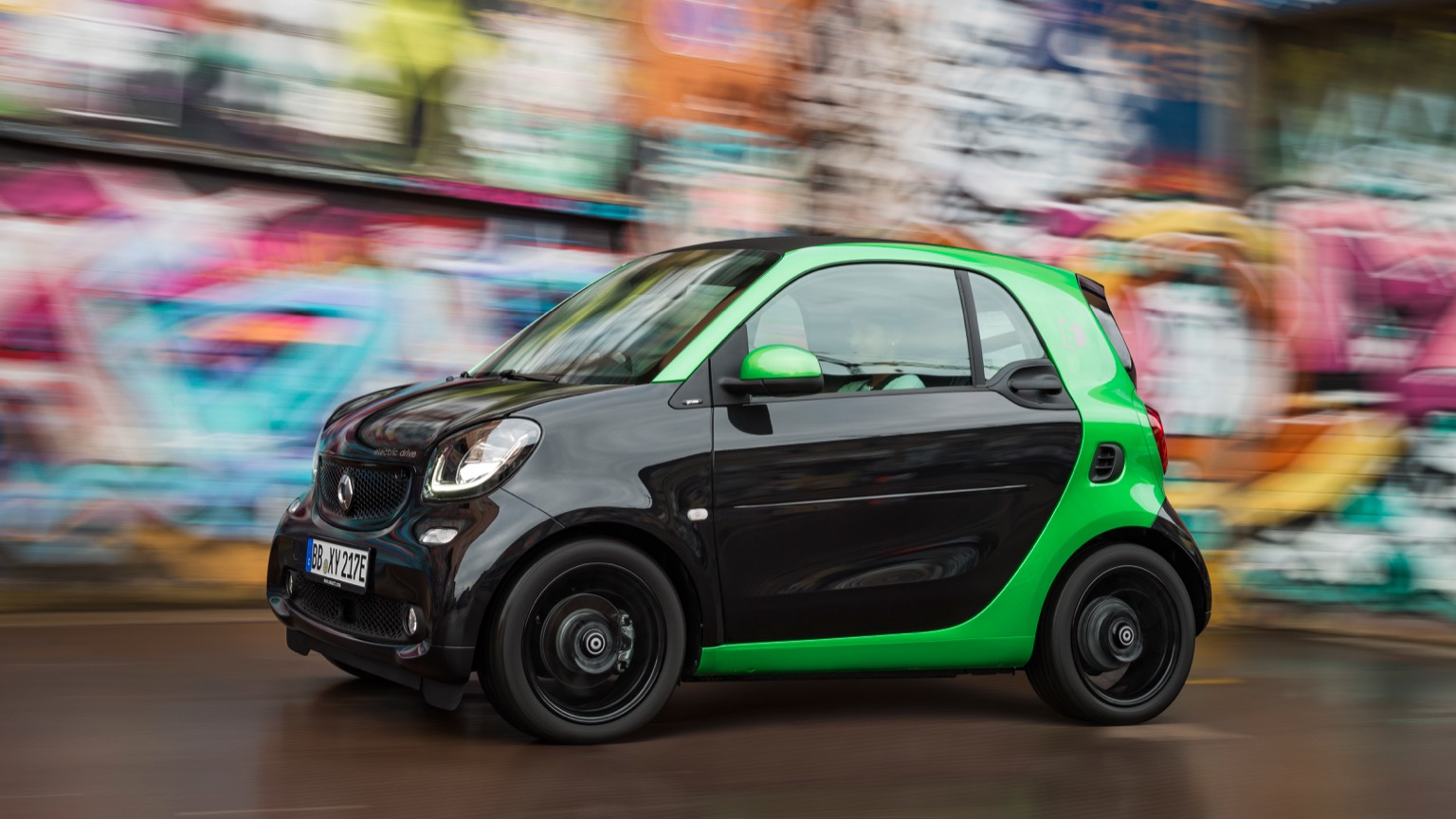 Smart Eq Fortwo Coupe Prijs En Specificaties Ev Database