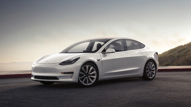 Tesla Model 3 Prijs En Specificaties Ev Database