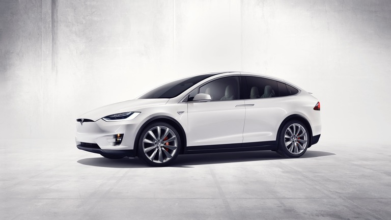 Tesla Model X 100d Prijs En Specificaties Ev Database