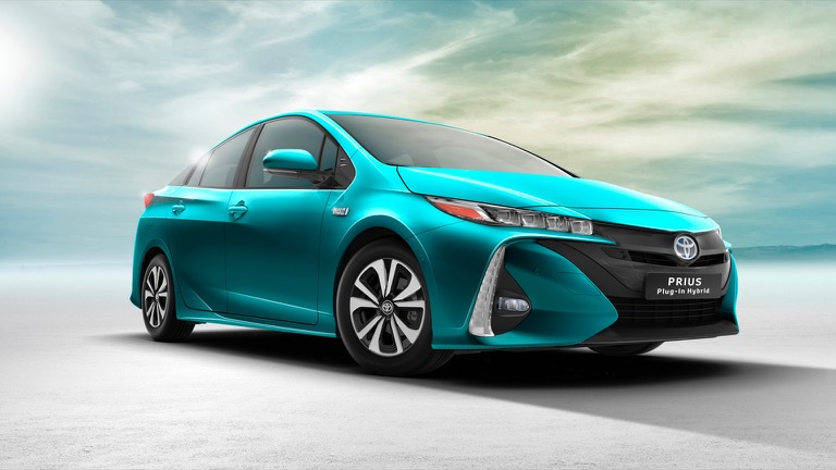 Toyota Prius Plug In Hybrid Prijs En Specificaties Ev Database