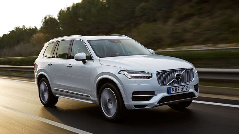 Volvo Xc 90 T8 Twin Engine Prijs En Specificaties Ev Database